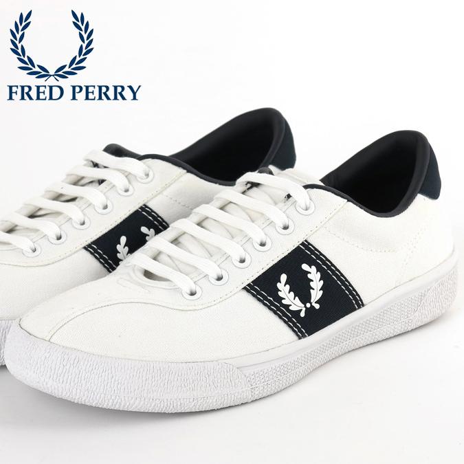 フレッドペリー Fred Perry スニーカー シューズ スポーツ オーセンティック テニス ホワイト 白 メンズ 靴 プレゼント ギフト