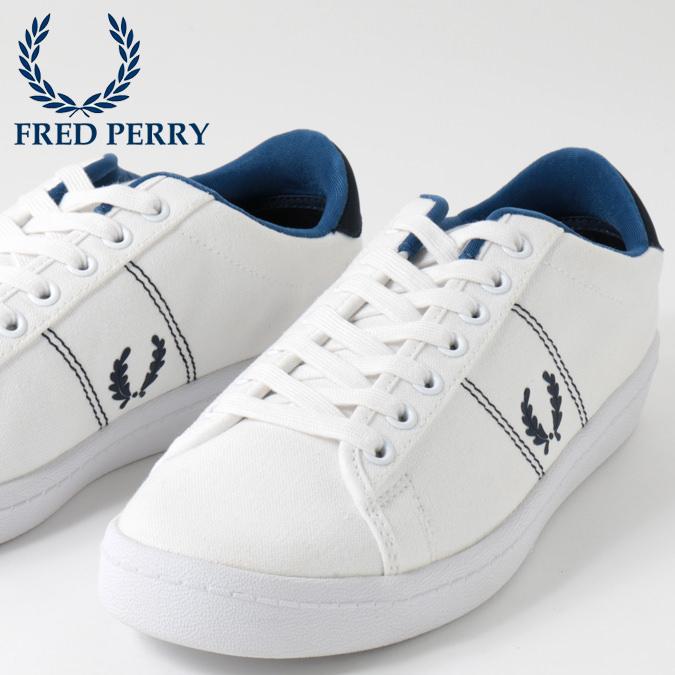 フレッドペリー Fred Perry シューズ スニーカー キャンバス 2 スノーホワイト テニスシューズ スポーツウェア メンズ プレゼント ギフト