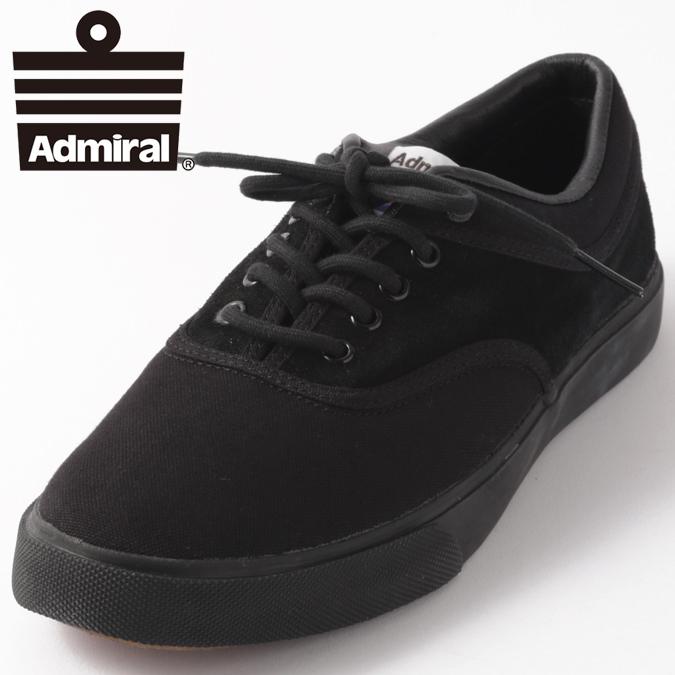Admiral メンズ スニーカー アドミラル オールセインツ ALL SAINTS シューズ ブラック レディース ギフト プレゼント