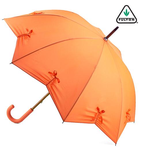 【傘 レディース】フルトン FULTON Kensington Star スター 星 ヴァレンシア 長傘 おしゃれ 正規 かさ プレゼント ギフト