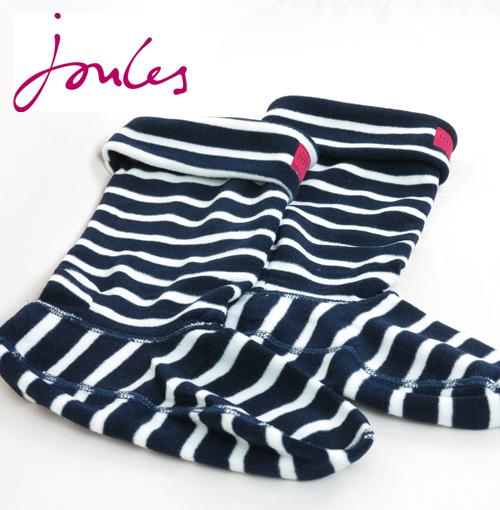 Joules 長靴用 ソックス 靴下 フリース 【送料無料】 レディース プレゼント ギフト