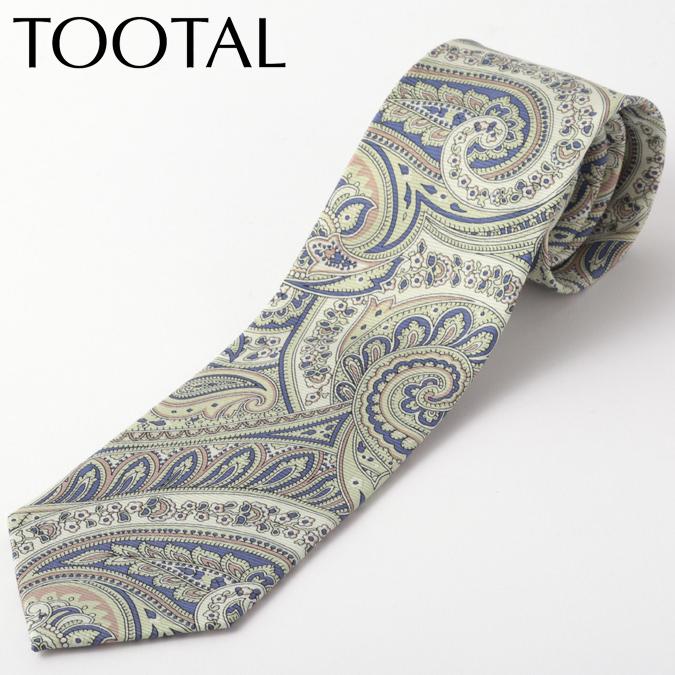 ABBEY CLOZEST: SALE Sale Tootal Vintage Men Silk Tie Toe