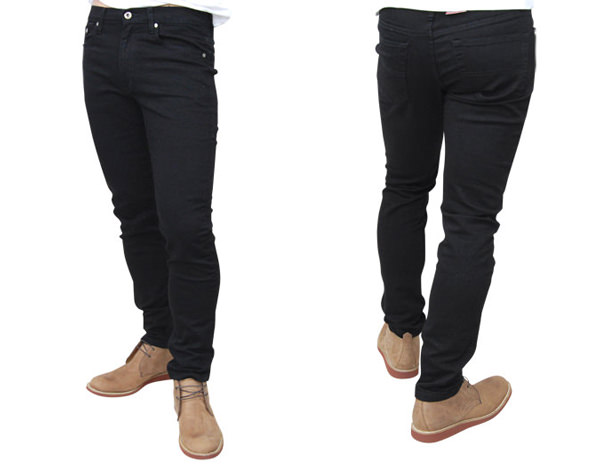 RELCO レルコ denim pants skinny men's mod fashion skirts Denim Pants Stretch slim fit Slim Fit Black Black UK モッズパンツ pants mtrsdenimblack * 28 * 30 * 32 * 34