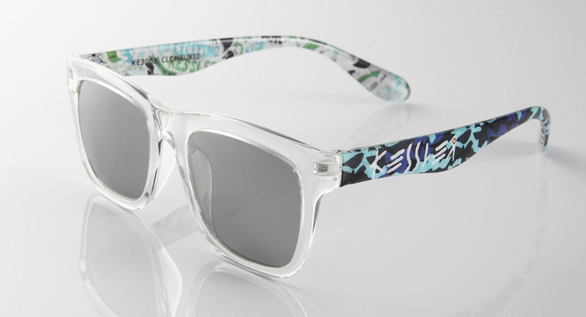SPASHANFREEオフィシャル KESSLER EYEWEAR サングラス No.32 CLCM BLUE UV・偏光レンズ ケスラー SPASHAN スパシャン