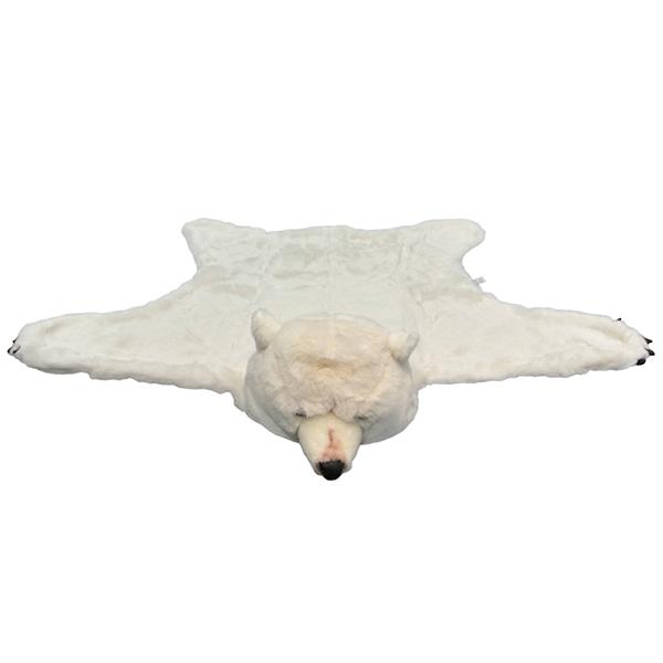 WILD&SOFT(ワイルドアンドソフト) アニマルヘッド ブランケット Animal シロクマ シロクマ BB901 BIBIB&Co(ビビブアンドコー) Animal ブランケット Head, 菓子工房EverGreen:f4876988 --- municipalidaddeprimavera.cl