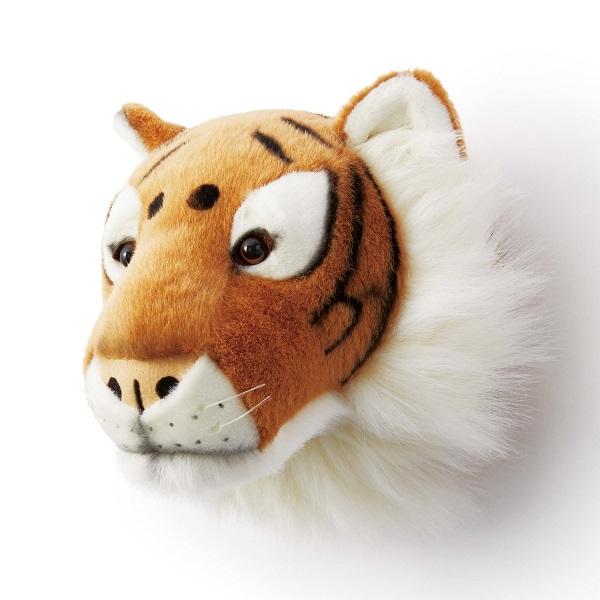 WILD&SOFT(ワイルドアンドソフト) アニマルヘッド タイガー BB25 BIBIB&Co(ビビブアンドコー) Animal Head