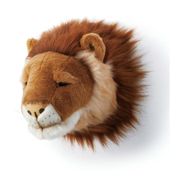 WILD&SOFT(ワイルドアンドソフト) アニマルヘッド ライオン BIBIB&Co(ビビブアンドコー) Animal Head