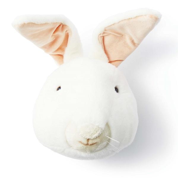 WILD&SOFT(ワイルドアンドソフト) アニマルヘッド ウサギ WS0012 BIBIB&Co(ビビブアンドコー) Animal Head