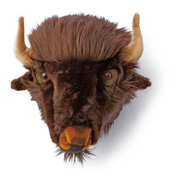 WILD&SOFT(ワイルドアンドソフト) アニマルヘッド バッファロー WS0054 BIBIB&Co(ビビブアンドコー) Animal Head