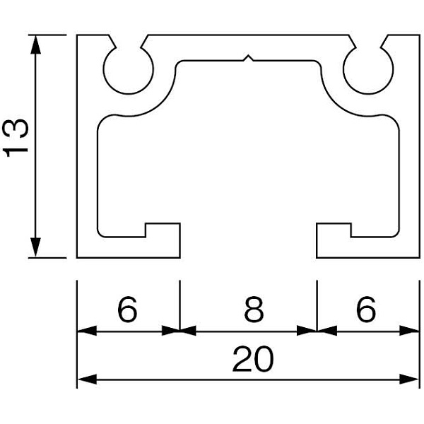 TAKIYA(タキヤ) ピクチャーレール コレダーライン レール単品 K-20A 2m ホワイト 推奨荷重20kg インテリアレール 天井 壁掛け レール 壁面 先付 後付 アルミ 吊り下げ 吊り金具 インテリア アート フレーム 絵画 ピクチャー 展示パネル オフィス ディスプレイ 壁 取り付け