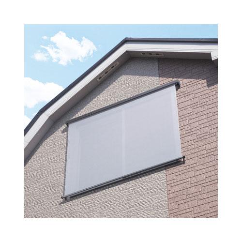 SEIKI(セイキ) サングッド2 外付け遮熱ロールスクリーン W910mm×H1300mm GY(グレイ) SNG2A-07409