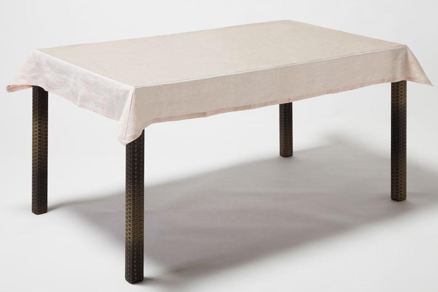 BORGO DELLE TOVAGLIE(ボルゴ) テーブルクロス レクタングル グレー 116×176