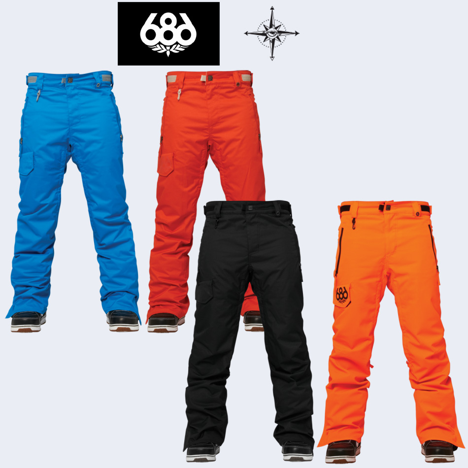 14 15 686 AUTHENTIC QUEST PANT And Snowboard Clothing