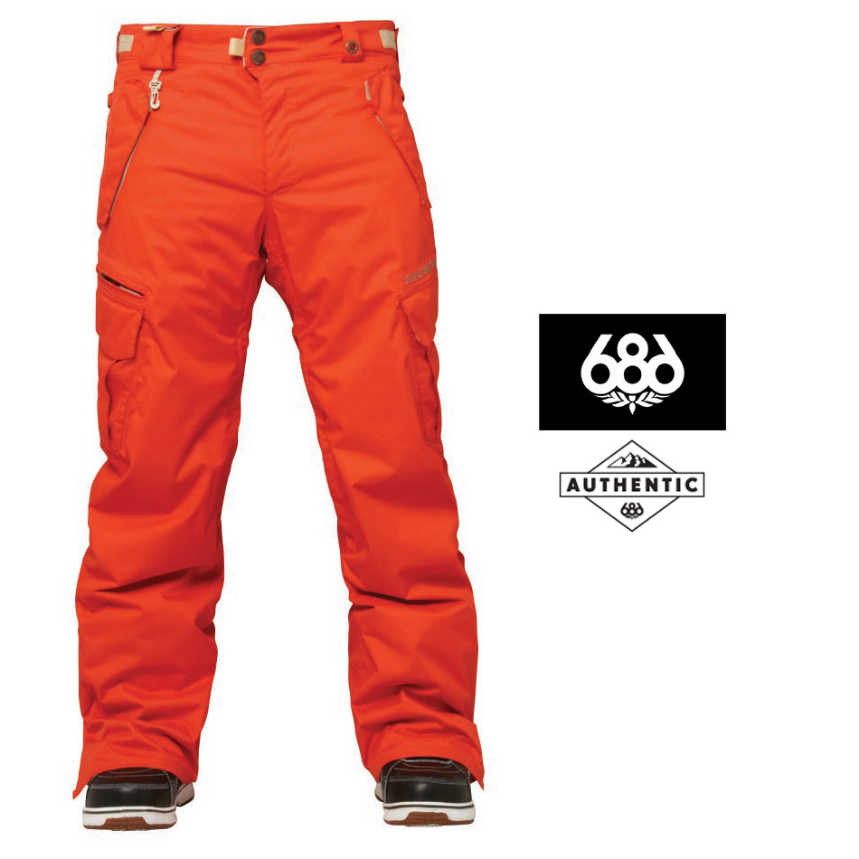 14 15 686 AUTHENTIC SMARTY CARGO PANT Snowboard Clothing And