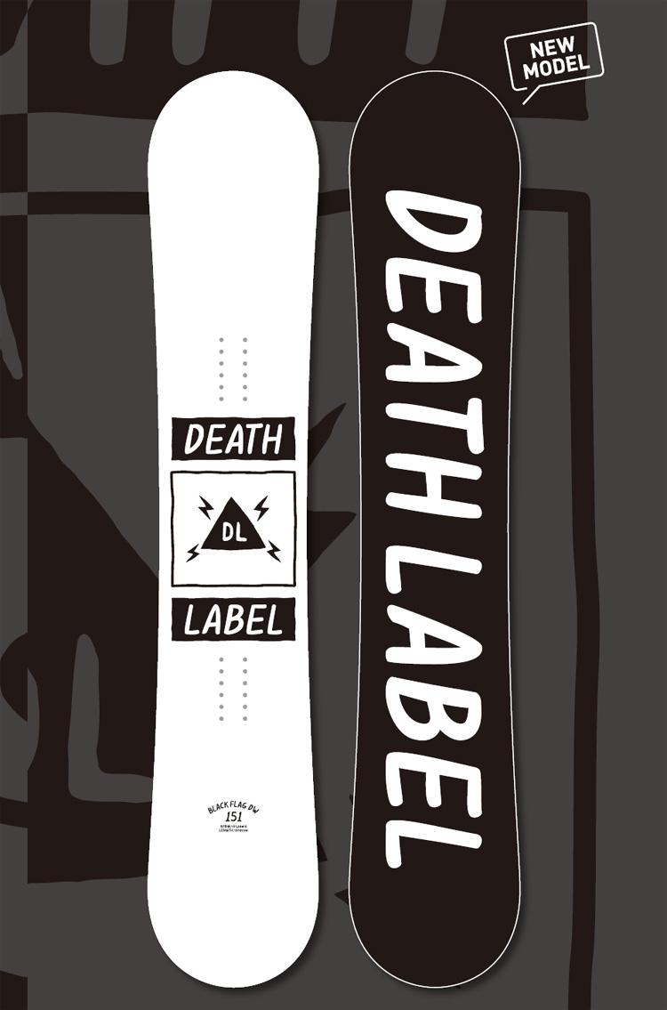18-19 DEATH LABEL BLACK FLAG DW/ブラックフラッグ/18-19 デスレーベル BLACK FLAG DW/DEATH LABEL 18-19/DEATH LABEL BLACK FLAG DW 18 19/DEATH LABEL ボード/デスレーベル スノーボード/142 151/2018-2019