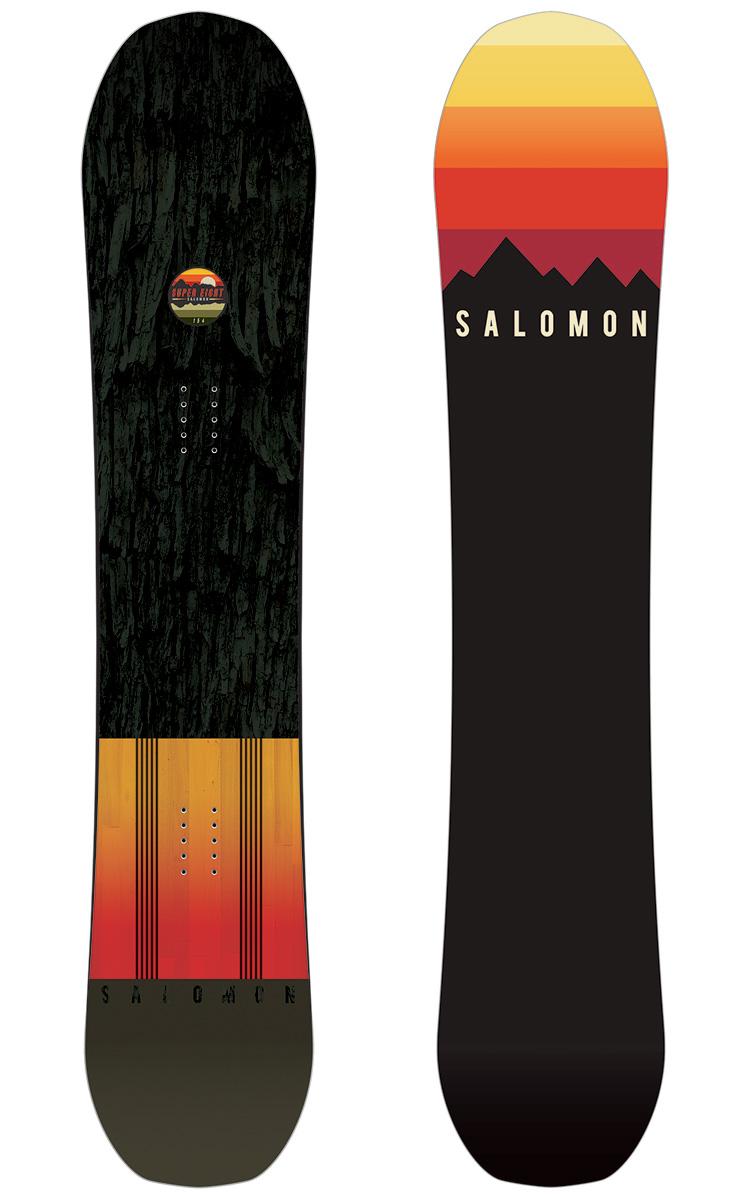 18-19 SALOMON SUPER 8/18-19 サロモン SUPER 8/SALOMON 18-19/SALOMON SUPER 8 18 19/SALOMON ボード/サロモン スノーボード/151 154/2018-2019
