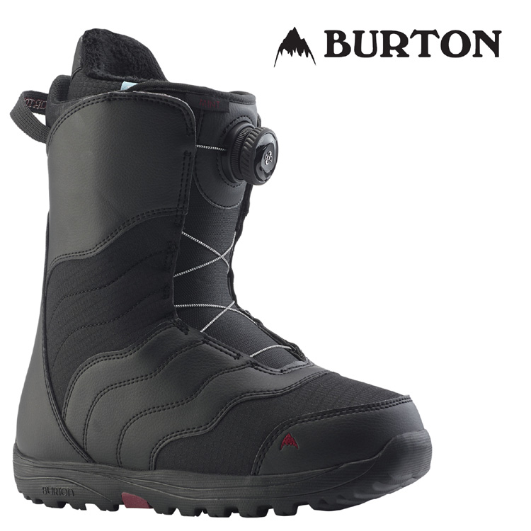 18-19 BURTON MINT BOA/18-19 バートン/BURTON ブーツ/バートン ブーツ/BURTON スノーボード/バートン スノーボード/スノーボード バートン/BURTON 2018 2019/レディース/WOMENS
