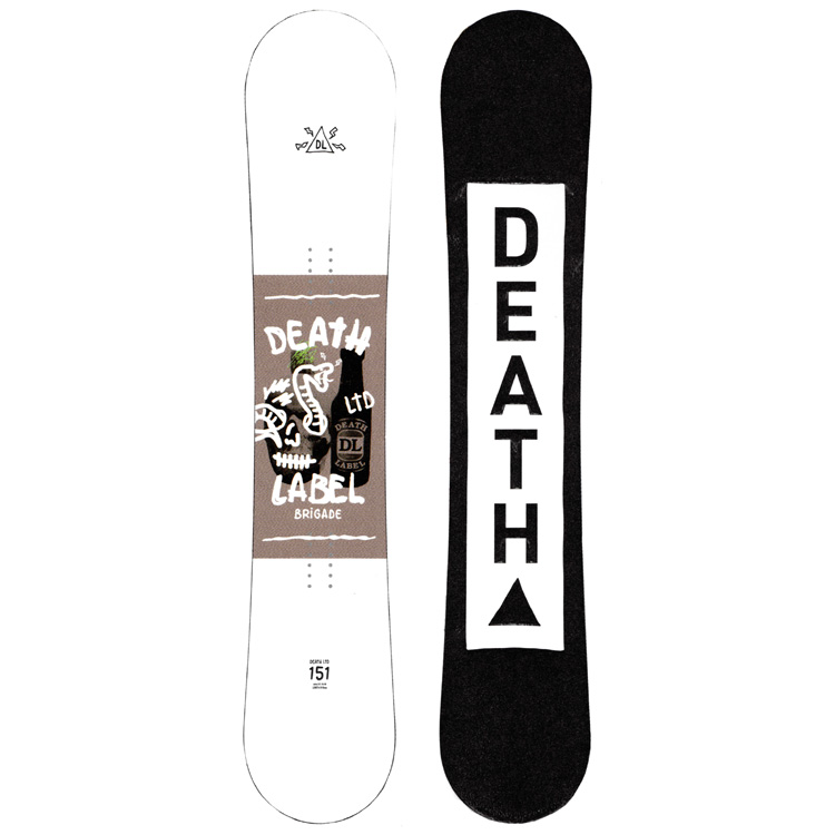 19-20 DEATH LABEL DEATH SERIES LTD/19-20 デスレーベル DEATH SERIES LTD/DEATH LABEL 19-20/DEATH LABEL DEATH SERIES LTD 19 20/DEATH LABEL ボード/デスレーベル スノーボード/148 151/2019-2020