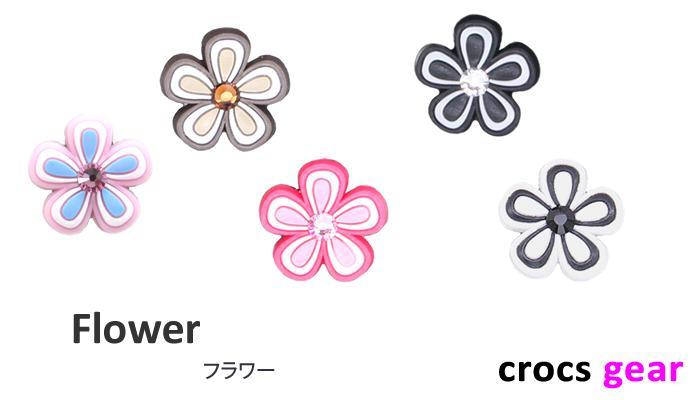 シューアクセサリー《チャーム》フラワー 激安通販 Flower シューチャーム ※ラッピング ※