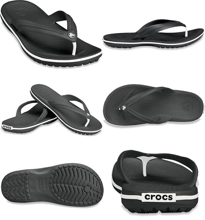 crocs【クロックス】Crocband Flip / クロックバンド フリップ ビーチサンダル ビーサン サンダル メンズ レディース