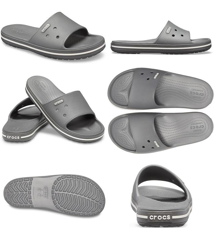 crocs【クロックス】Crocband 3.0 Slide / クロックバンド 3.0 スライド メンズ レディース サンダル スポーツサンダル オフィス スリッパ シャワーサンダル  ビーチサンダル