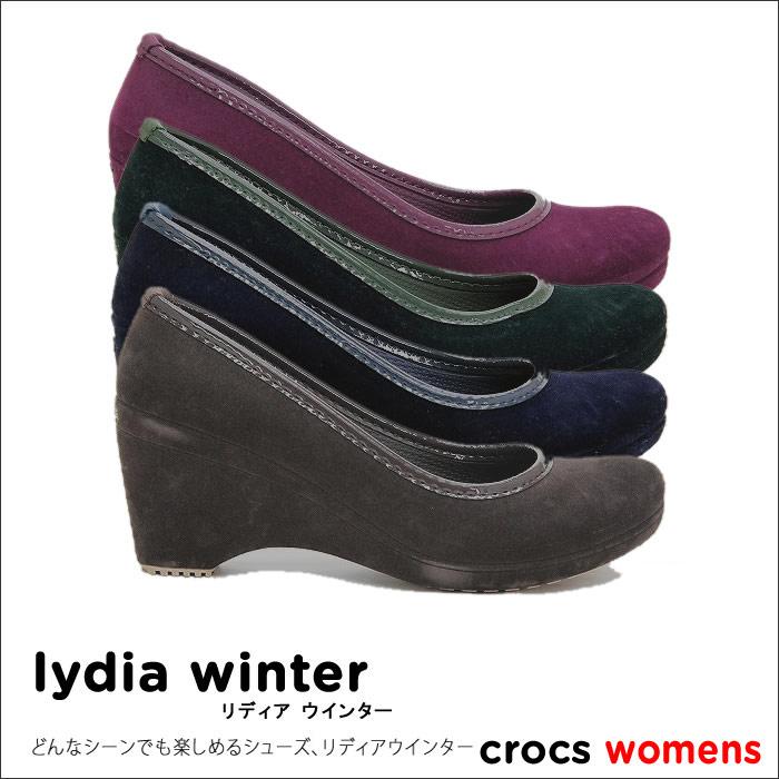 Crocs Lydia Winter / Lydia winter * * 10P20Oct14