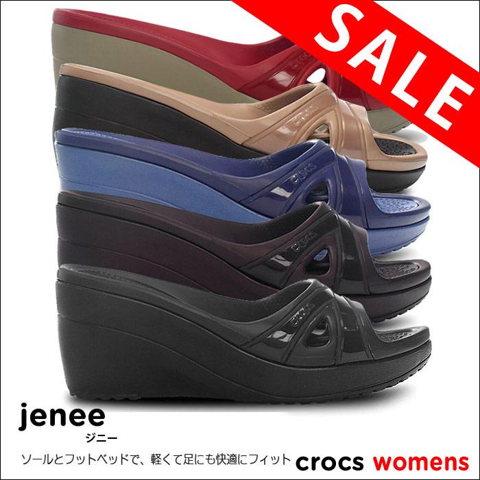 crocs Jenee/지니