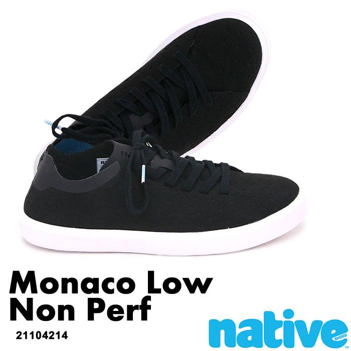 Native【ネイティブ】Monaco Low Non Perf / モナコ ロー ノン パーフ ※※
