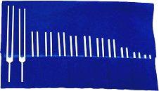 【クーポン対象】 カバラ生命の木 (大天使) 音叉 (サトルレベルセット)  ※ ヒーリング チューナー ハイグレード・高品質 Medivibe Technology製 (Made in USA)