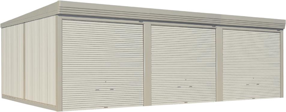 ガレージ 屋外 タクボ カールフォーマ 配送のみ CL-S10260 積雪型 品質保証 高い素材 標準型