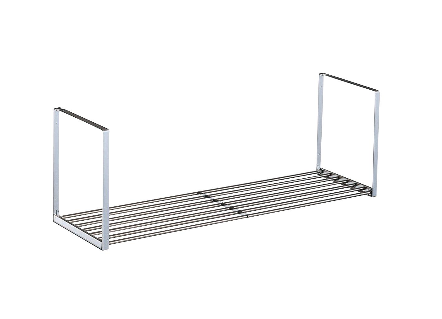 【タクボ】 パイプ棚1段Sタイプ幅180cm
