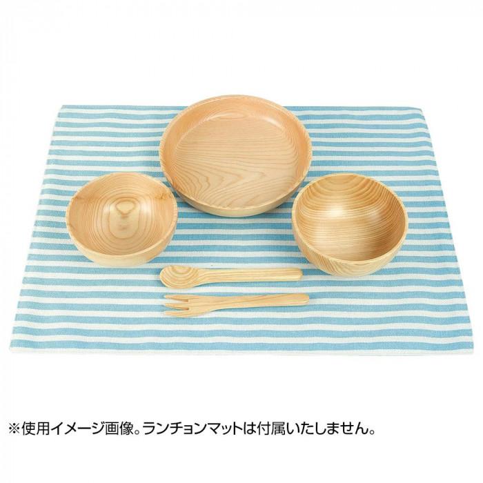 ヤマコー NaturaLiSt キッズセット 89391「他の商品と同梱不可/北海道、沖縄、離島別途送料」