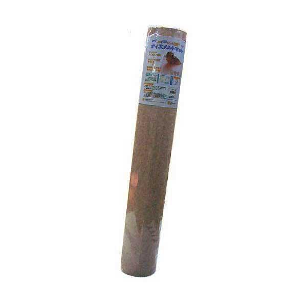 ペット用品 ディスメルトマット(消臭マット) 80×600cm ブラウン OK854「他の商品と同梱不可/北海道、沖縄、離島別途送料」
