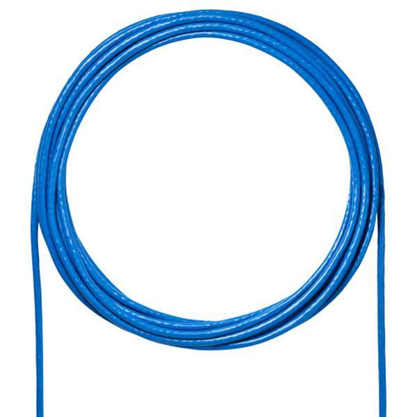 サンワサプライ カテゴリ6A LANケーブルのみ (ブルー・300m) KB-T6A-CB300BL「他の商品と同梱不可/北海道、沖縄、離島別途送料」