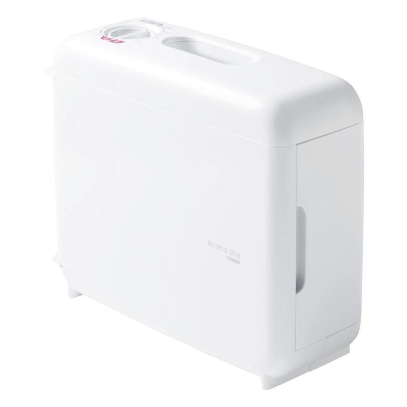 ツインバード さしこむだけのふとん乾燥機 アロマドライ FD-4149W 6209-086「他の商品と同梱不可/北海道、沖縄、離島別途送料」