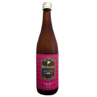 Reve Enzyme レーヴエンザイム 赤ワインエキスR5 720ml「他の商品と同梱不可/北海道、沖縄、離島別途送料」
