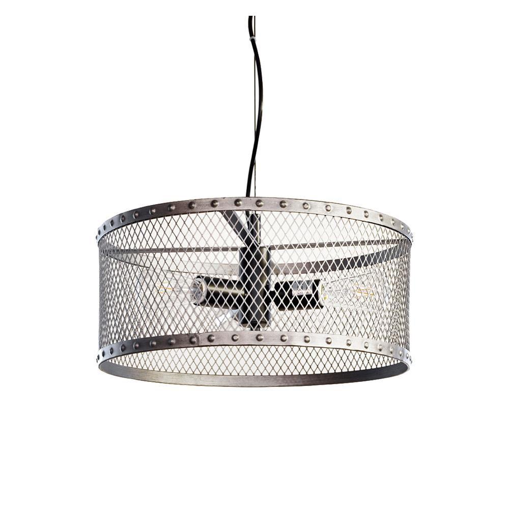 ELUX(エルックス) Lu Cerca(ルチェルカ) GAUZE3 ガウゼ3 3灯ペンダントライト LC10913「他の商品と同梱不可」