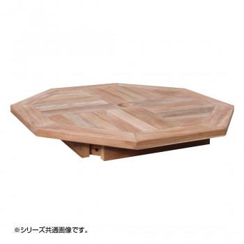 【代引不可】コンビネーションテーブル 八角形天板0808 36376「他の商品と同梱不可/北海道、沖縄、離島別途送料」