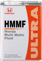 ホンダ オイル ウルトラ HMMF 4L ×6缶 【NFR店】