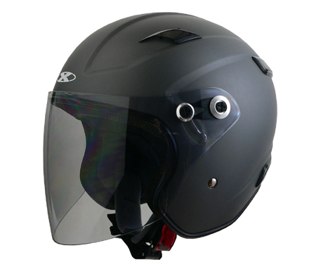 LEAD リード工業 XTREME JET X-AIR RAZZO-3 スモーキーシルバー Mサイズ 【NFR店】