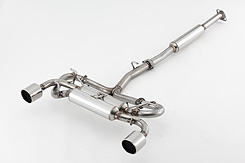 FUJITSUBO フジツボ マフラー AUTHORIZE R Type S 車種:スバル BRZ 2.0型式:ZC6 AT/MT 共通 56023111-2 【NFR店】