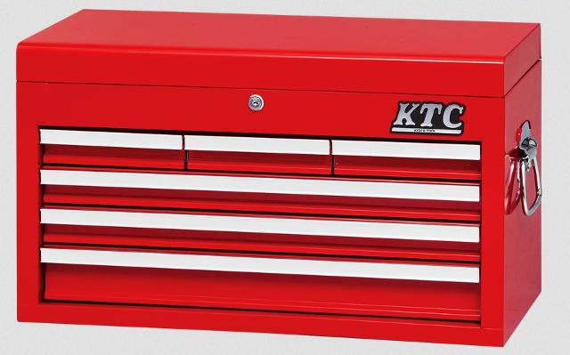 <クレジット決済のみ>KTC 工具 【SKX3306】 <クレジット決済のみ>KTC チェスト(4段6引出し)