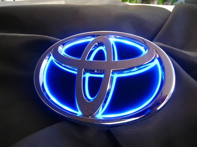 ■Junack ジュナック LEDトランスエンブレム フロント LTE-T9S 【NFR店】