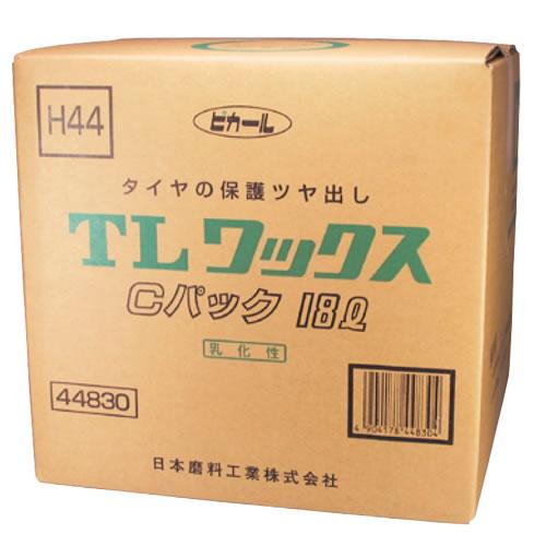 日本磨料工業 PIKAL(ピカール) TLワックスCパック18L 数量1 品番 44830 【NFR店】