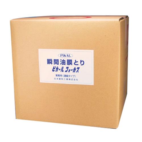日本磨料工業 PIKAL(ピカール) 瞬間油膜取りCパック18L 数量1 品番 61920 【NFR店】