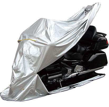 MARUTO バイク用車体カバー 底付き フルカバータイプ Lサイズ FC-L スポーツ(250~400)ネイキッド(250~750) 【NFR店】