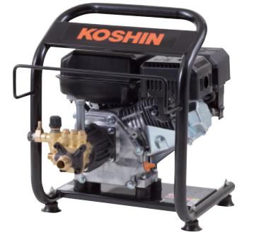 工進 コーシン エンジン式高圧洗浄機 ハンディタイプ JCE-1408U<代引不可>
