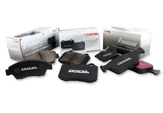 DIXCEL ディクセル ブレーキパッド タイプP リア 品番:P1554554 【NFR店】