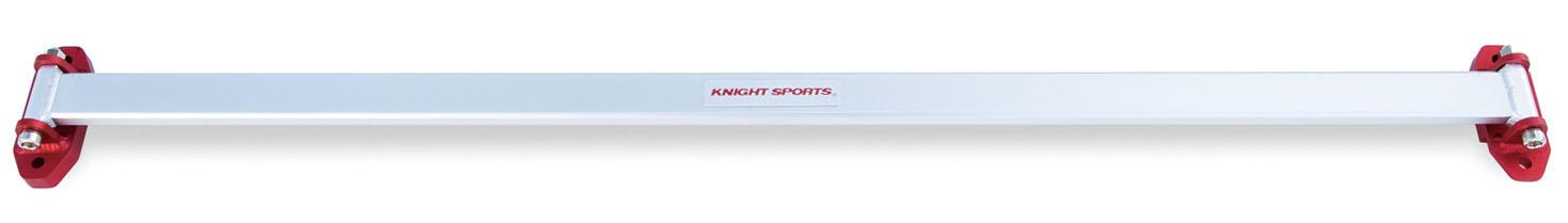 KNIGHT SPORTS ナイトスポーツ REAR STRUT BAR リアストラットバー KZE-64202 デミオ DE ALL