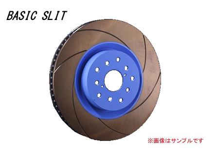 ENDLESS エンドレス ブレーキローター BASIC SLIT (1枚) リア 【ER721BS】 86 12.04~ ZN6 (G/RC) 【NFR店】